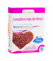 LEVADURA ROJA DE ARROZ NUTRABASICS (30 CÁPSULAS)