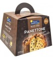 PANETONNE CON GOTAS DE CHOCOLATE PIACERI MEDITERRANEI (650 G)
